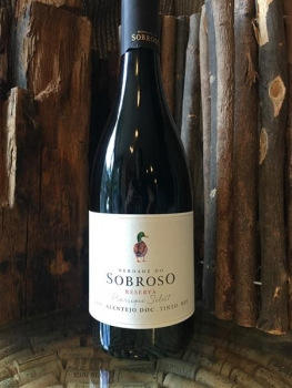 Herdade do Sobroso BARRIQUE SELECT Reserva Tinto